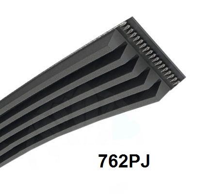 courroie 762pj profil j pas de 2 34mm courroie poly. Black Bedroom Furniture Sets. Home Design Ideas